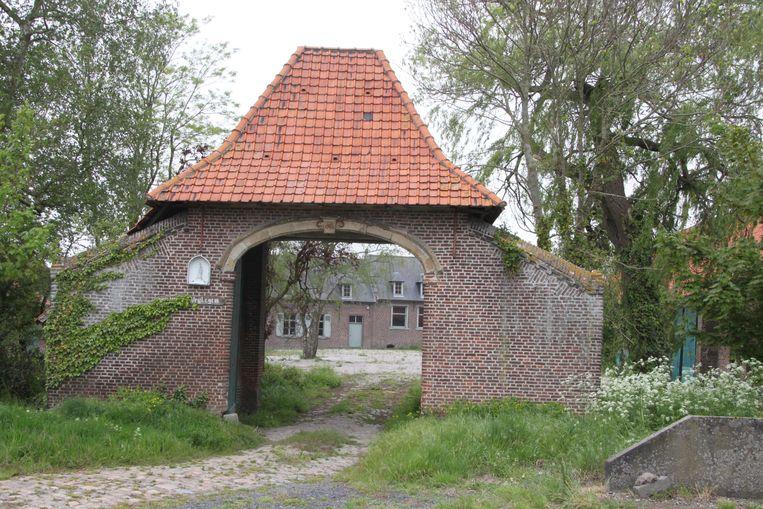 De historische hoeve Vrijlegemhof in Hulste.