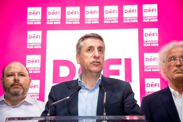 Olivier Maingain.