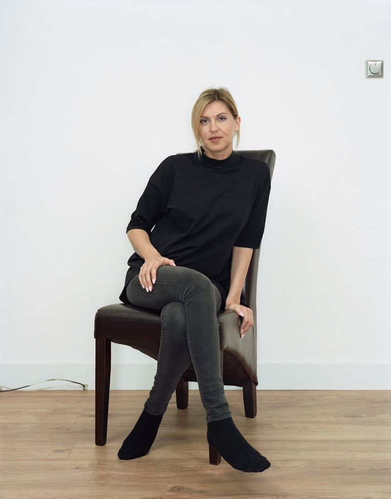 Almerisa, 2017. Beeld Rineke Dijkstra