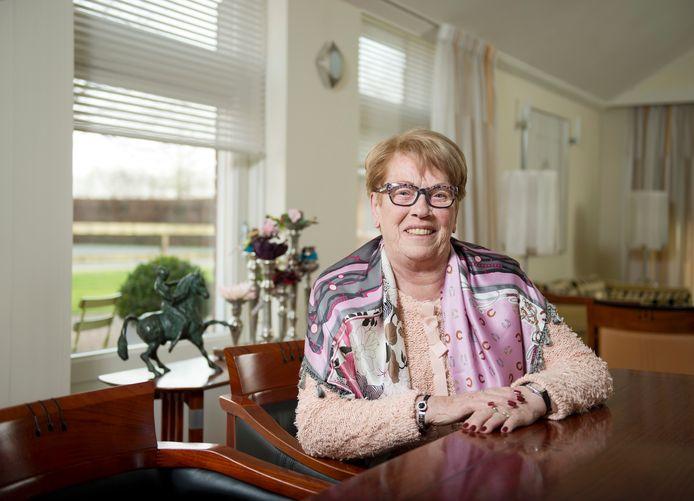 Gerada van Grunsven, de moeder van Anky.