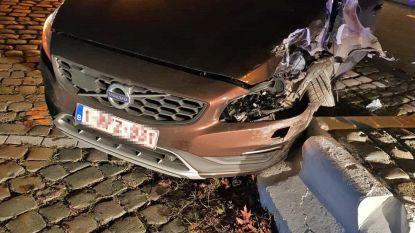Zwaar ongeval met drie voertuigen op de Dendermondsesteenweg
