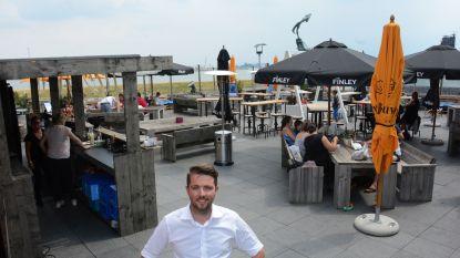 Bebronna pakt uit met origineel alternatief voor gebrek aan huwelijksfeesten: zomerbar met zicht op de Schelde