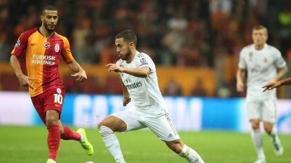 LIVE. Benzema dicht bij dubbele voorsprong, wanneer toont Hazard zich nog eens?