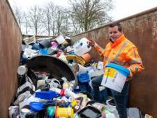 Plastic is geliefd in Oldebroek: spaarpot van Owios wordt gespekt en de portemonnee van inwoners gespaard