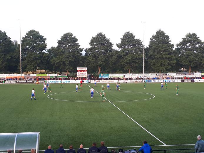 PEC Zwolle had dinsdag weinig problemen met tweedeklasser ZAC.
