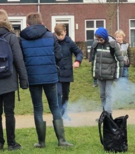 Oudejaarsdag in Schijndel: 'Ik hoor net zoveel vuurwerk als vorig jaar'