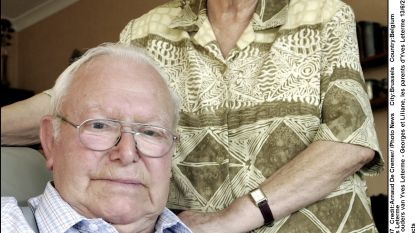 Yves Leterme neemt afscheid van vader (87)