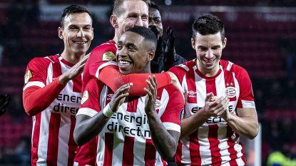 Dat heet dominantie: PSV en Ajax razen door Eredivisie met vooroorlogse cijfers