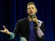"""Chris Martin a longtemps eu """"peur d'être gay"""""""