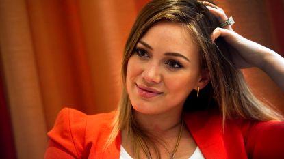 Het komt dichterbij: Hilary Duff gestart met opnames 'Lizzie McGuire'