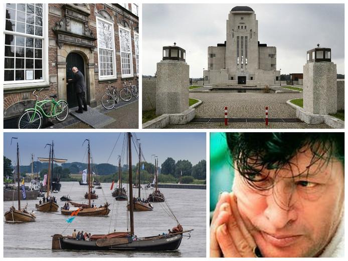 Radio Kootwijk, een expositie over Herman Brood, het kantongerecht in Deventer of naar botters kijken, het kan allemaal tijdens monumentendag 2016.