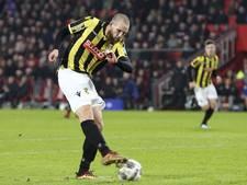 Matavz en Miazga in basis Vitesse tegen Heerenveen