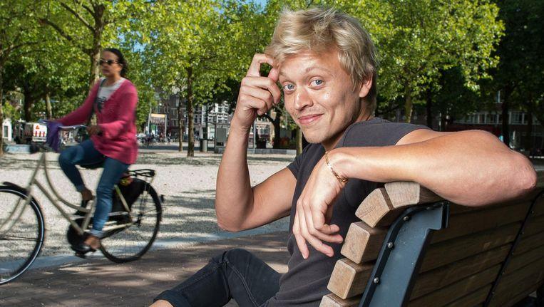'Ik woon tussen professoren, cultuur-homo's en prostituees' Beeld Mats van Soolingen