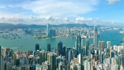 HONGKONG Walhalla van wolkenkrabbers