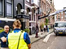 Eigenaresse Hotel Parkview ontkent betrokkenheid explosie, buurt blijft ongerust