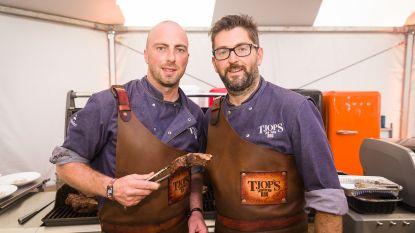 Birger verlaat cateringbedrijf Tjops, Karel gaat alleen verder