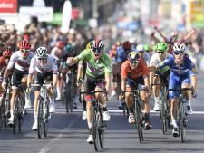 Kristoff wint eerste etappe in Ronde van Slowakije