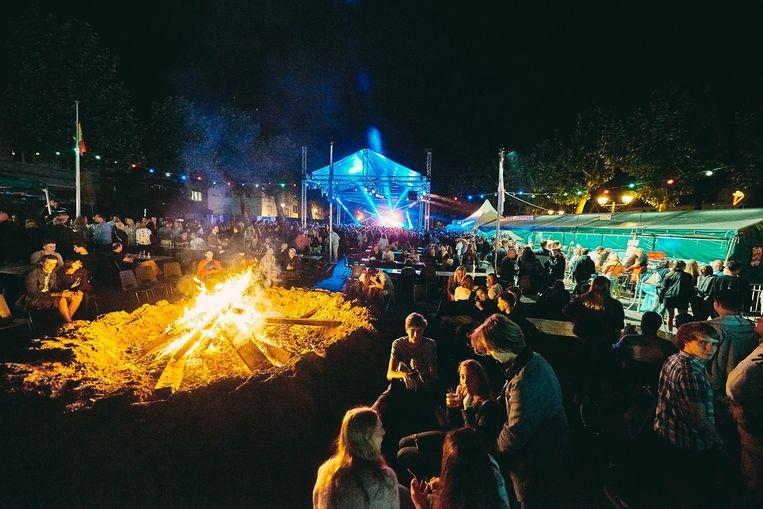 Fiesta Campestra is een groot Italiaans openluchtfeest.