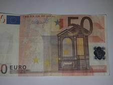 Aanhouding voor vals geld in Zutphen