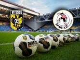 Vitesse - Sparta