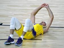 Les Lakers lèvent le pied, pas Toronto