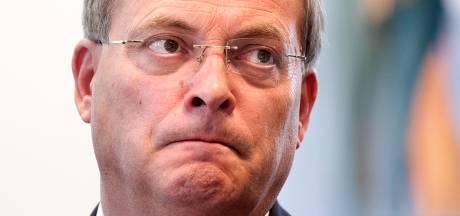 Oosterhout na de affaire-Huisman: 'Ik stem niet op de nummer 1'