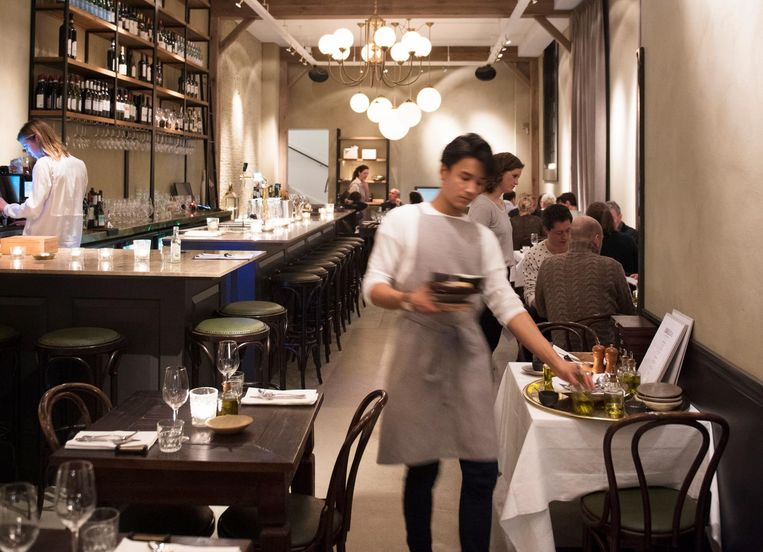 Restaurant Breda. Beeld null