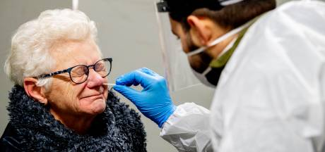 Minder besmettingen en ziekenhuisopnamen door corona in Rivierenland, wel meer sterfgevallen