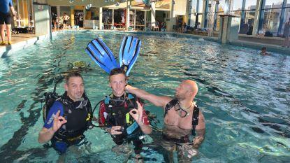 Orka blijft 12 uur onder water voor Warmste Week
