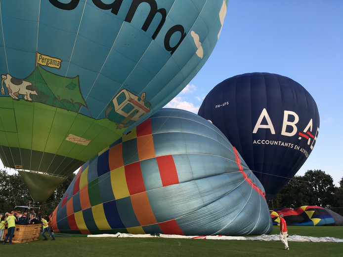 Ballonfestijn Gemert.