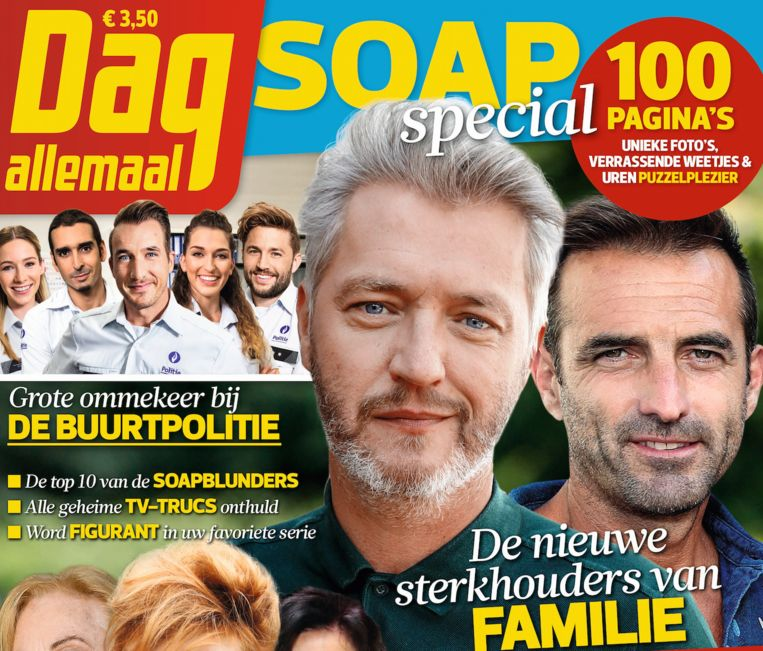 De soap special