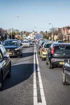Een jaar geen vrachtwagens in Buys Ballotstraat Goes, langzamer rijden in aangrenzende straten