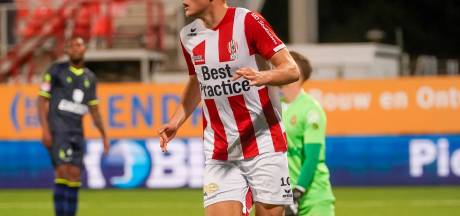 Topscorer Philippe Rommens verlengt contract bij TOP Oss