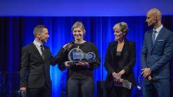 VIDEO. Kristallen Fiets voor 'Gouden Nicky': Degrendele verkozen tot beste Belgische renster van 2018