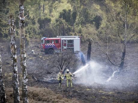 Man opgepakt voor brandstichting natuurgebieden Twente