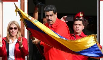 Hulpverleners in Venezuela hebben last van Amerikaanse hulpactie