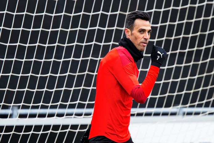 Eran Zahavi is weer terug in de selectie bij PSV.