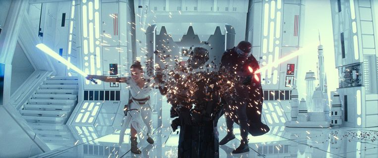 Star Wars: The Rise of Skywalker. Beeld