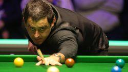 """O'Sullivan (44) schoffeert jonge snookerspelers: """"Ik moet al een arm en been verliezen om uit de top 50 te vallen"""""""