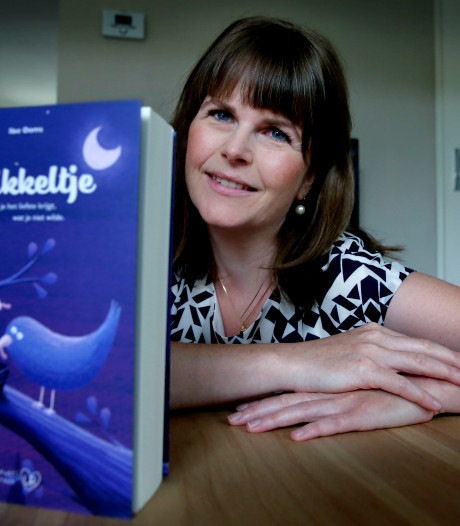 Ilse Ooms schrijft boek over haar overleden dochtertje Merle (2,5)