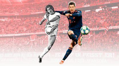'Der Bomber' van 2019: Lewandowski met 51 goals in voetsporen Messi, Ronaldo en... Gerd Müller