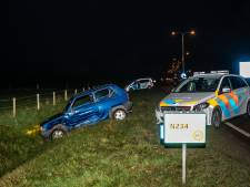 Politie ramt gestolen auto bij aanhouding na achtervolging van De Bilt naar Soest