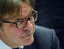 Guy Verhofstadt was de laatste premier voor de Vlaamse liberalen.