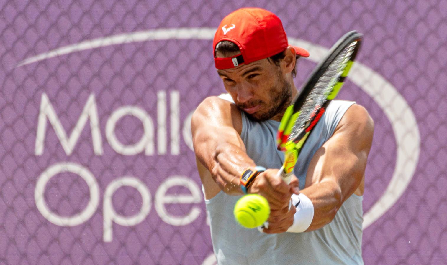Rafael Nadal, principale victime de la désignation des têtes de série pour Wimbledon 2019.