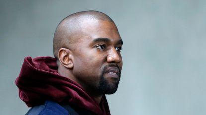 Kanye West na een jaar afwezigheid terug op het podium