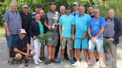 Jens Stichelbaut wint traditionele halfoogst viswedstrijd