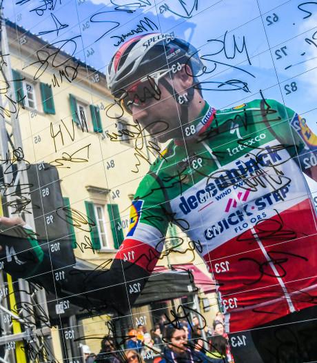 Viviani pakt in Tirreno Adriatico 17de zege voor Quickstep
