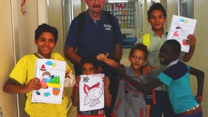 Dendervrienden van FACE ontvangen 18.000 euro subsidies en giften voor straatkinderen in Caïro