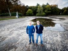 Vissen keren terug in Blookervijver na drooglegging bij zoektocht Anne Faber