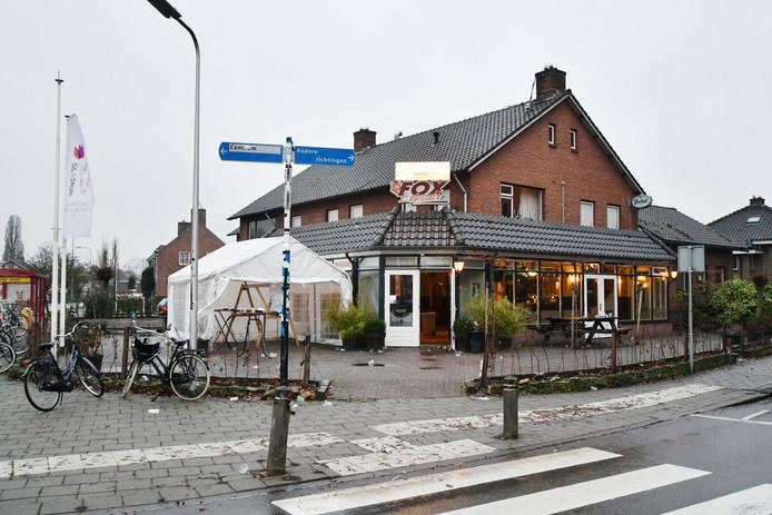 Eetcafé Fox in Tubbergen wordt  vanaf eind mei café De Kroeg.